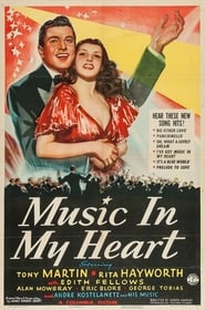 Affiche de Film Music in My Heart