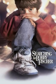 Poster Searching for Bobby Fischer 1993
