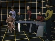 Star Trek: The Next Generation Season 3 Episode 14 : A Matter of Perspective
