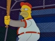 The Simpsons Season 3 Episode 17 : Homer at the Bat