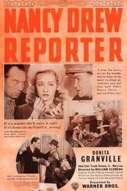 Poster de Nancy Drew... Reporter (1939)