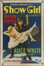 The Showgirl plakat