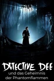 Detektyw Dee i Zagadka Upiornego Ognia