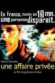 Marion Cotillard online Poster Une Affaire privée