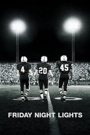 Poster Friday Night Lights 2004