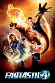 Poster Fantastic Four 2005