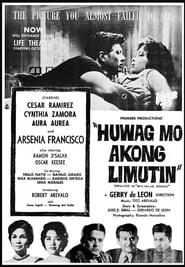 Huwag Mo Akong Limutin 1960