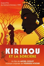 Kirikou et la sorcière 1998