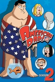 American Dad 2º Temporada (2006) Blu-Ray 720p Download Torrent Dub e Leg