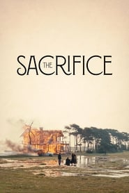 Poster The Sacrifice 1986