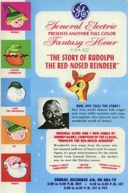 Poster Rudolph the Red-Nosed Reindeer 1964