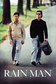 Poster Rain Man 1988