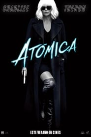Atómica (Atomic Blonde)