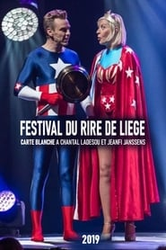 Festival International du Rire de Liège 2019 – Carte Blanche à Chantal Ladesou et Jeanfi Janssens (2020)