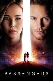 Passengers 2016 Hindi Dual Audio 450MB BluRay ESubs