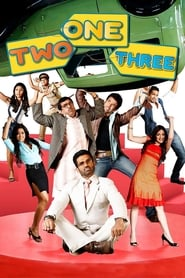 One Two Three 2008 Hindi Movie JC WebRip 300mb 480p 1GB 720p 3GB 12GB 1080p
