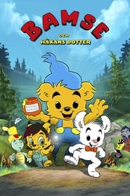 Image Bamse and the Witch's Daughter