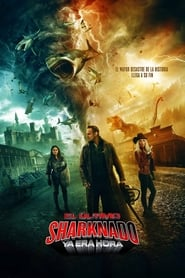 Imagen El último Sharknado: Ya era hora (2018) | The Last Sharknado: It's About Time