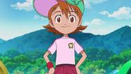 Digimon Adventure: - Season 1 Episode 3 : And to the Digital World