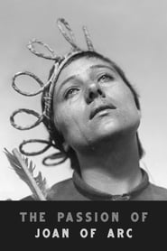 Poster The Passion of Joan of Arc 1928