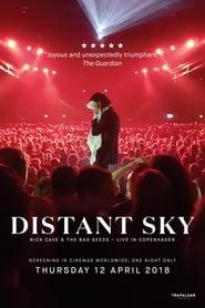 مشاهدة فيلم Nick Cave & The Bad Seeds: Distant Sky – Live in Copenhagen مترجم
