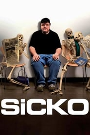 Poster Sicko 2007