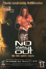 WWE No Way Out 2000