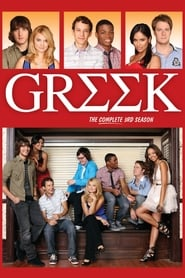 Greek: Season 3