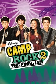 Poster Camp Rock 2: The Final Jam 2010