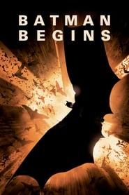 Poster Batman Begins 2005