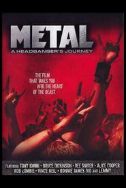 Poster Metal: A Headbanger's Journey 2005