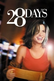 Poster for 28 Days
