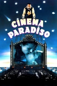 Poster for Cinema Paradiso