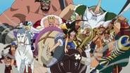 One Piece Season 17 Episode 748 : An Underground Labyrinth – Luffy vs Mine Cart Man