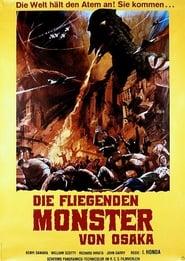 Rodan - Die fliegenden Monster von Osaka (1956)