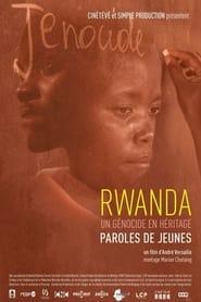 Rwanda, un génocide en héritage, paroles de jeunes 2019