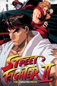 Image Street Fighter II, le film