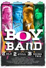 Boy Band (2019) poster