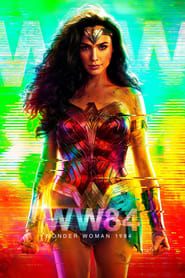 Poster for the movie, 'Wonder Woman 1984'