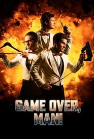 Game Over, Man! (2018) 720p WEBRip Ganool