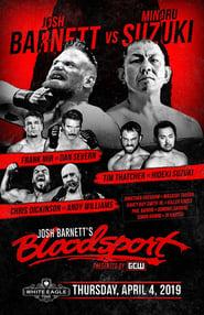 Josh Barnett's Bloodsport (2019)