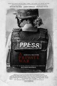 A Private War (2018) Watch Online Free