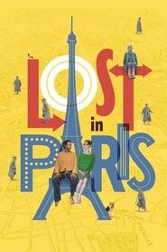 Poster Lost in Paris 2017