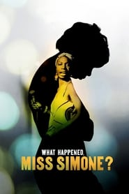 Poster What Happened, Miss Simone? 2015