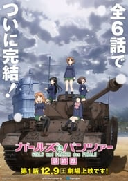 Watch Girls und Panzer das Finale: Part I Full Anime Movie