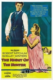 Poster for The Night of the Hunter