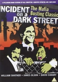 Poster Incident on a Dark Street 1973
