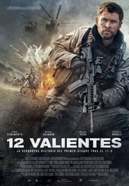 Descargar 12 valientes (2018) BRrip 1080p Dual Latino-Ingles