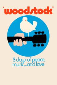 Poster Woodstock 1970