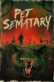 Poster Pet Sematary 1989